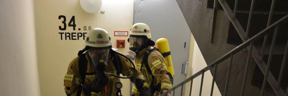 7. Berlin Firefighter Stairrun 2017
