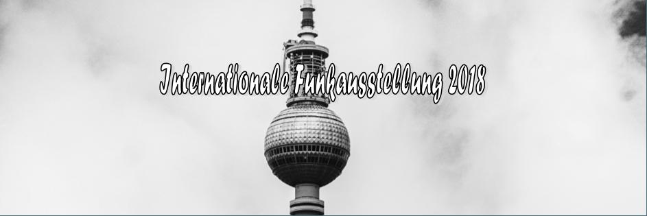 Internationale Funkausstellung 2018
