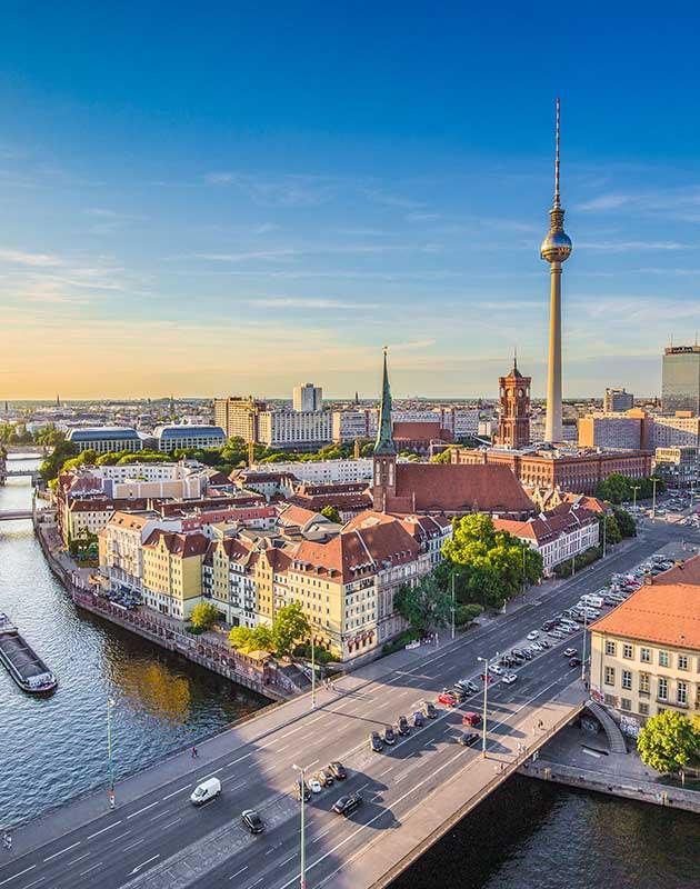 Berlin in Hotel